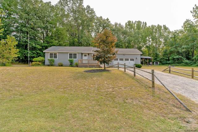 4 Plantation Rd, Saratoga Springs, NY 12866 (MLS #202028619) :: 518Realty.com Inc