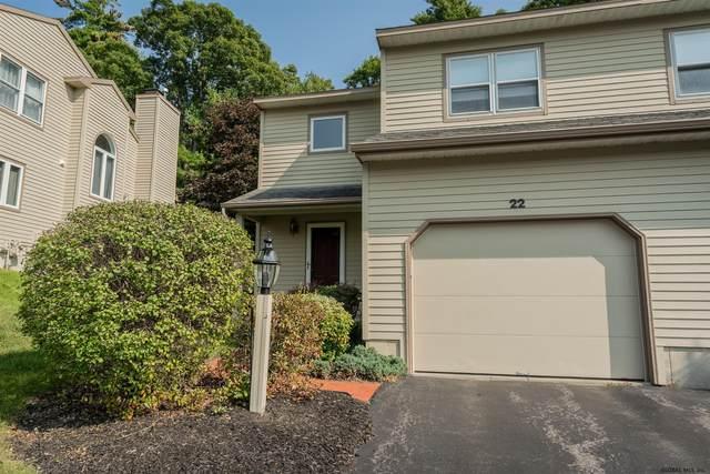 22 Pine Ridge Rd, Saratoga Springs, NY 12866 (MLS #202029220) :: 518Realty.com Inc