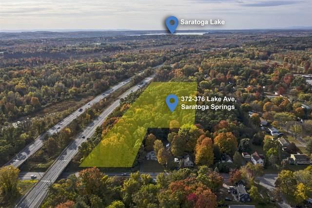 372-376 Lake Av, Saratoga Springs, NY 12866 (MLS #202030987) :: 518Realty.com Inc