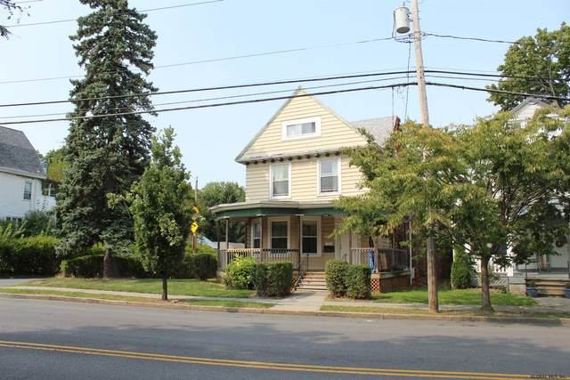89 Delaware Av, Albany, NY 12202 (MLS #202031220) :: 518Realty.com Inc