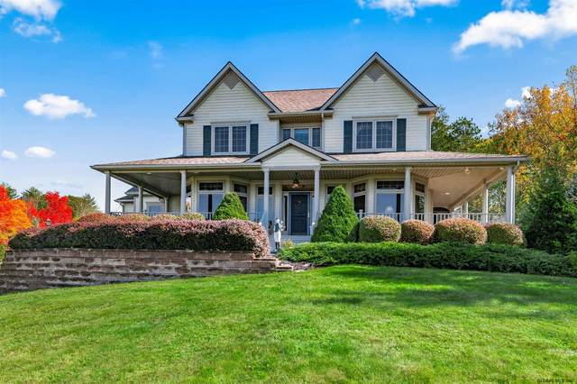 1 Cedar Bluff Ct, Saratoga Springs, NY 12866 (MLS #202031294) :: 518Realty.com Inc