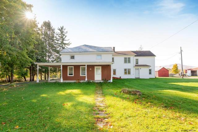 523 Old Plank Rd, Greenville, NY 12083 (MLS #202031303) :: 518Realty.com Inc