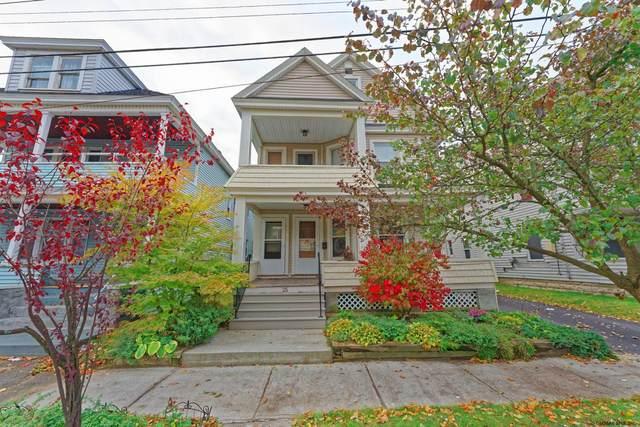 25 Hawk St, Schenectady, NY 12308 (MLS #202031309) :: 518Realty.com Inc