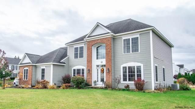 14 Cloverleaf La, Glenmont, NY 12077 (MLS #202032155) :: Carrow Real Estate Services