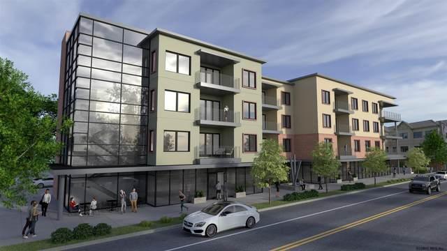 116 West Av 101 & 102, Saratoga Springs, NY 12866 (MLS #202033465) :: 518Realty.com Inc