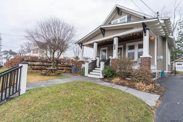 1048 Lexington Av, Schenectady, NY 12309 (MLS #202033559) :: Carrow Real Estate Services