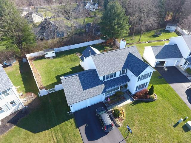 19 Heather Dr, Clifton Park, NY 12065 (MLS #202033600) :: Carrow Real Estate Services