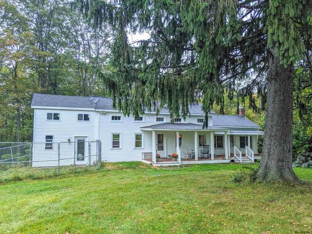 3764 Rynex Corners Rd, Pattersonville, NY 12137 (MLS #202034400) :: Carrow Real Estate Services