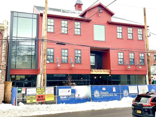 79 Henry St Retail - Suite , Saratoga Springs, NY 12866 (MLS #202110209) :: 518Realty.com Inc
