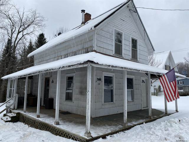 175 Durant Rd, Blue Mountain Lake, NY 12812 (MLS #202110559) :: 518Realty.com Inc