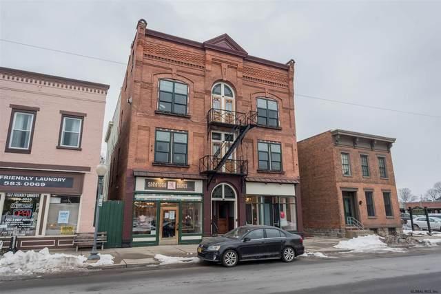 53-55 Church St, Saratoga Springs, NY 12866 (MLS #202110705) :: 518Realty.com Inc