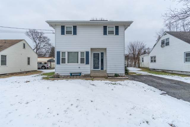 26 Washington Av, Mechanicville, NY 12118 (MLS #202110816) :: 518Realty.com Inc
