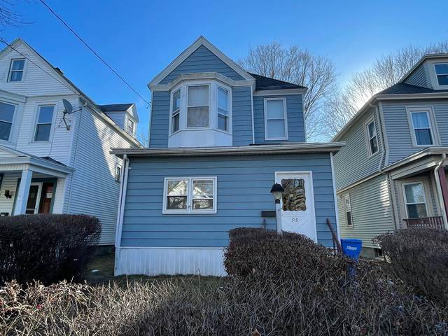 99 North Allen St, Albany, NY 12203 (MLS #202111223) :: 518Realty.com Inc