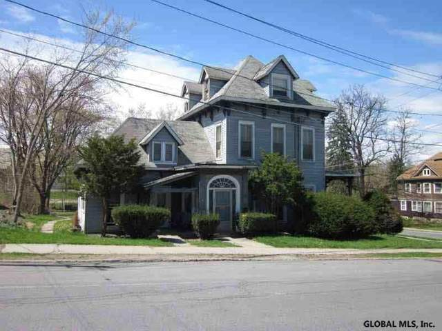 143 Champlain Av, Ticonderoga, NY 12883 (MLS #202111902) :: 518Realty.com Inc