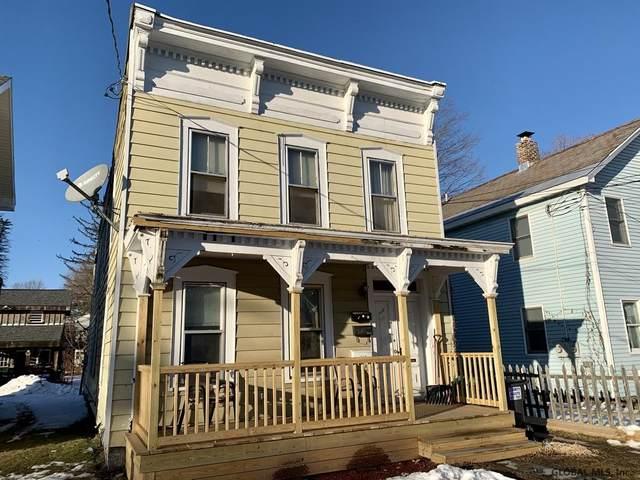 39 Center St, Hoosick Falls, NY 12090 (MLS #202111938) :: Carrow Real Estate Services