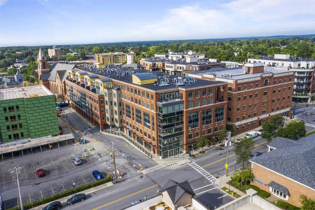 18 Division St #409, Saratoga Springs, NY 12866 (MLS #202111947) :: The Shannon McCarthy Team | Keller Williams Capital District