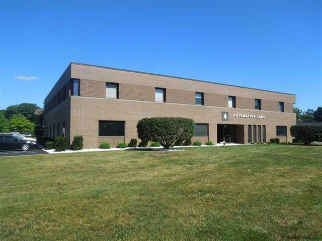 4 Automation La Suite 100 & 185, Colonie, NY 12205 (MLS #202112147) :: The Shannon McCarthy Team | Keller Williams Capital District