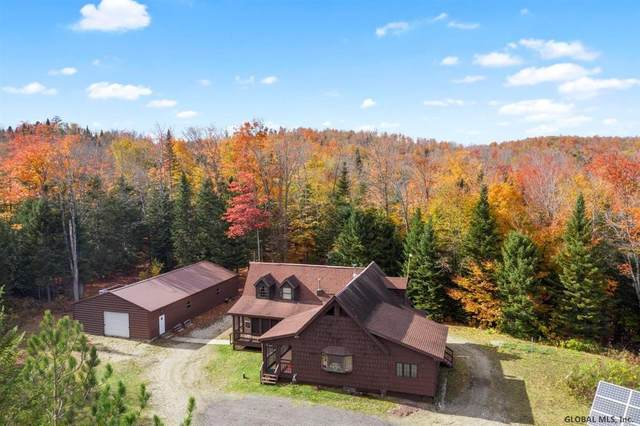 2169 Blue Ridge Rd, North Hudson, NY 12855 (MLS #202112170) :: The Shannon McCarthy Team | Keller Williams Capital District