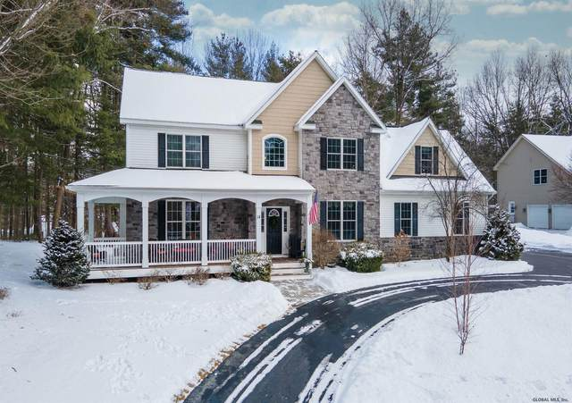 14 Sydney Hill Rd, Saratoga Springs, NY 12866 (MLS #202112309) :: The Shannon McCarthy Team | Keller Williams Capital District