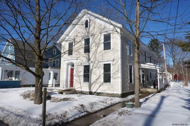 167 Main St, Greenwich, NY 12834 (MLS #202112569) :: 518Realty.com Inc