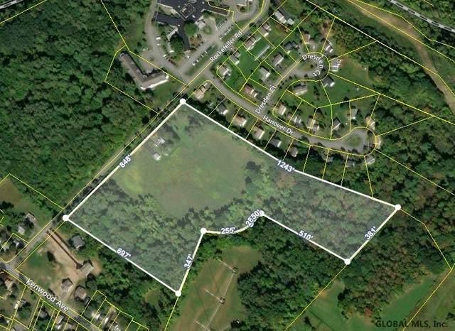 152 Rockefeller Rd, Bethlehem, NY 12054 (MLS #202112860) :: Carrow Real Estate Services