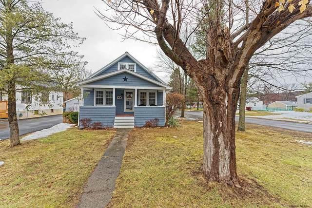 125 Marion Av, Wynantskill, NY 12198 (MLS #202112939) :: 518Realty.com Inc