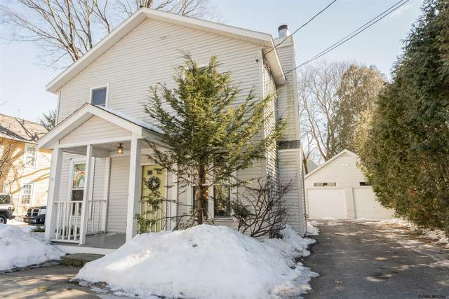 16 Hutchins St, Saratoga Springs, NY 12866 (MLS #202113287) :: Carrow Real Estate Services