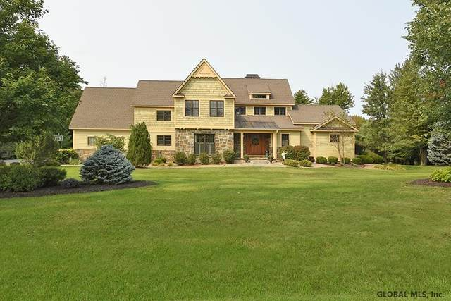 23 Old Stone Ridge Rd, Greenfield Center, NY 12833 (MLS #202113308) :: Carrow Real Estate Services