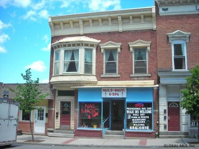 12 John St, Hoosick Falls, NY 12090 (MLS #202113691) :: 518Realty.com Inc
