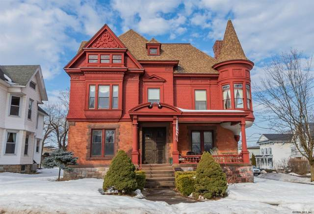 101 South William St, Johnstown, NY 12095 (MLS #202113891) :: 518Realty.com Inc