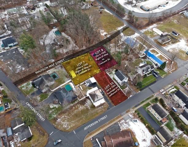 Lot 15 Jefferson St, Saratoga Springs, NY 12866 (MLS #202114437) :: The Shannon McCarthy Team   Keller Williams Capital District