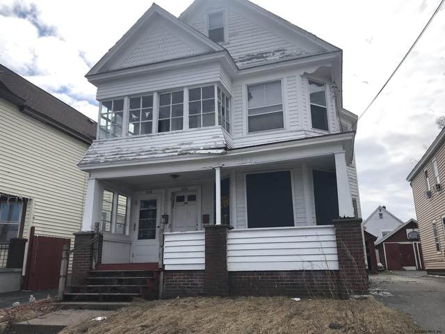 844 Maplewood Av, Schenectady, NY 12303 (MLS #202114680) :: Carrow Real Estate Services