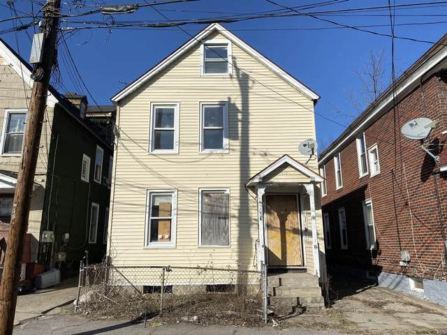817 Strong St, Schenectady, NY 12307 (MLS #202114715) :: Carrow Real Estate Services