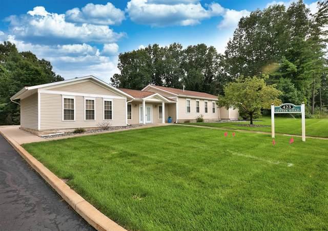 423 Geyser Rd, Ballston Spa, NY 12020 (MLS #202115196) :: Carrow Real Estate Services