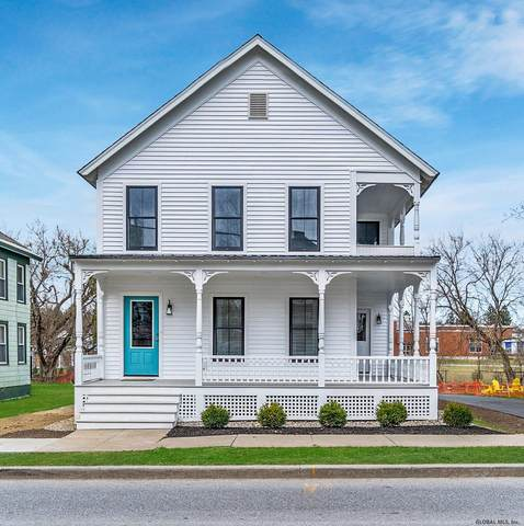 219 Washington St, Saratoga Springs, NY 12866 (MLS #202115774) :: Carrow Real Estate Services