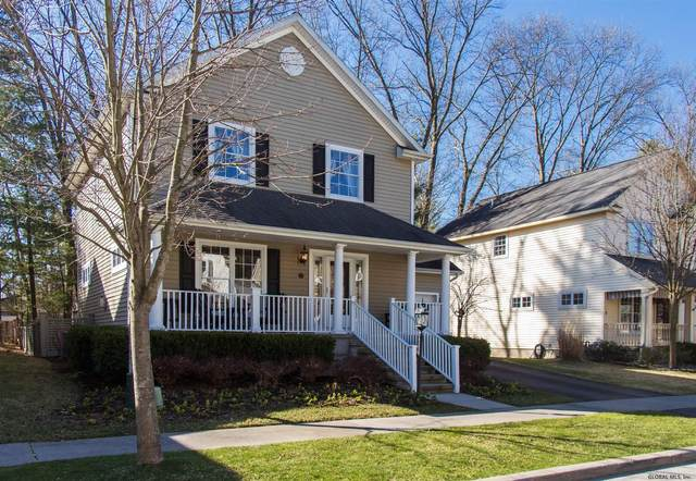 36 Horseshoe Dr, Saratoga Springs, NY 12866 (MLS #202115841) :: Carrow Real Estate Services