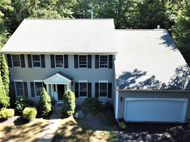 35 Castle Pines, Clifton Park, NY 12065 (MLS #202115847) :: The Shannon McCarthy Team | Keller Williams Capital District