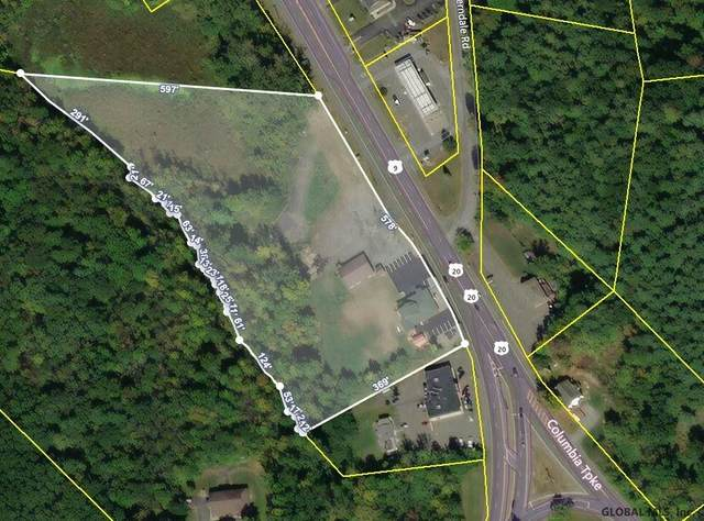 1836 Columbia Turnpike, Castleton, NY 12033 (MLS #202115880) :: Carrow Real Estate Services