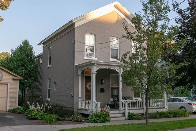 154 Regent St, Saratoga Springs, NY 12866 (MLS #202115948) :: Carrow Real Estate Services