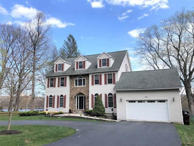 178 Van Wies Pt Rd, Glenmont, NY 12077 (MLS #202116150) :: Carrow Real Estate Services