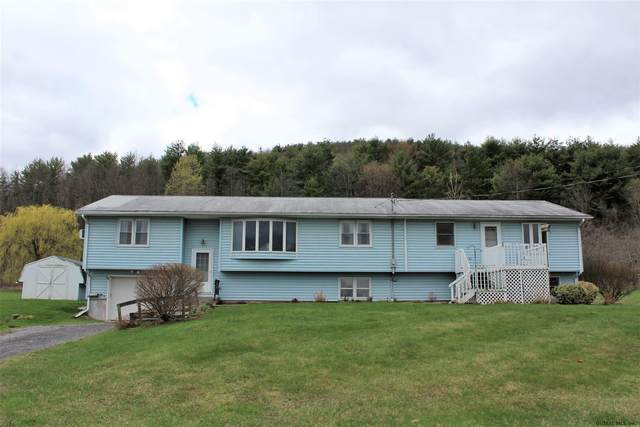 2861 State Rt 145, Middleburgh, NY 12157 (MLS #202116193) :: 518Realty.com Inc
