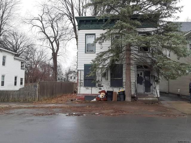 411 Summit Av, Schenectady, NY 12307 (MLS #202116329) :: Carrow Real Estate Services
