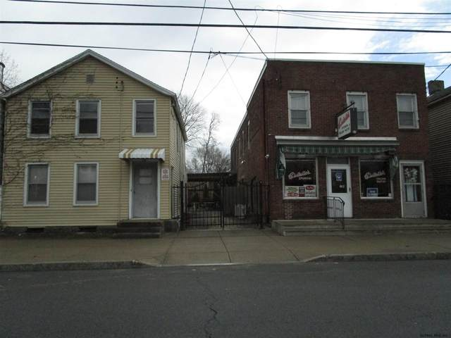 42-44 Jay St North, Schenectady, NY 12305 (MLS #202116789) :: Carrow Real Estate Services