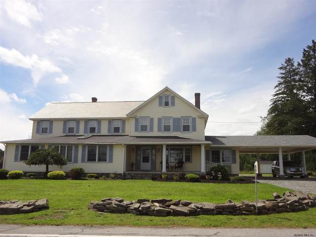 611 Route 32, Stillwater, NY 12170 (MLS #202117053) :: 518Realty.com Inc