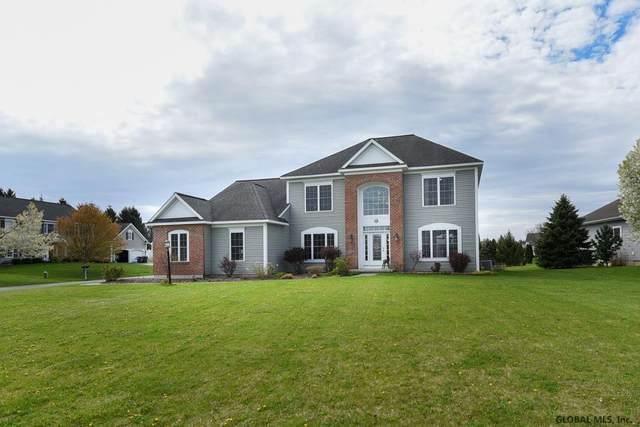 14 Clover Leaf La, Glenmont, NY 12077 (MLS #202117073) :: Carrow Real Estate Services