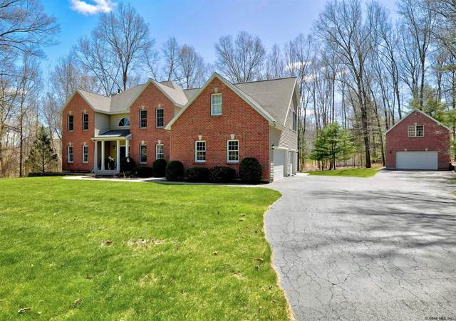 622 Grooms Rd, Clifton Park, NY 12065 (MLS #202117156) :: Carrow Real Estate Services