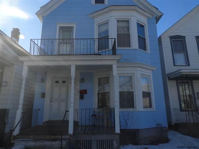 423 6TH AV, Troy, NY 12182 (MLS #202117314) :: Carrow Real Estate Services