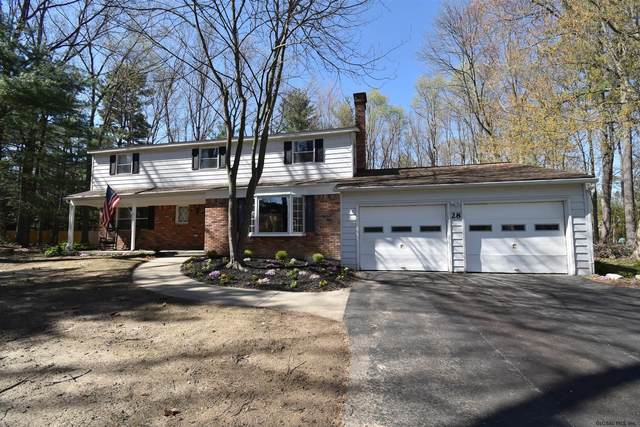 28 Valencia La, Clifton Park, NY 12065 (MLS #202117364) :: 518Realty.com Inc
