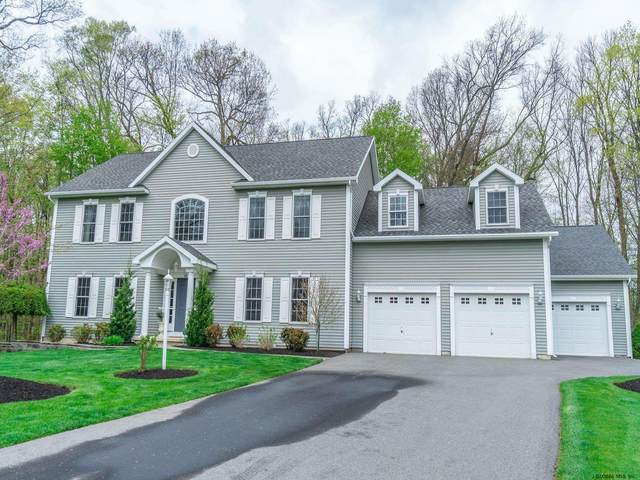 18 Heavenly Way, Clifton Park, NY 12065 (MLS #202117551) :: 518Realty.com Inc
