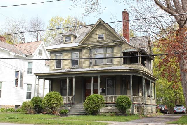 17 East High St, Ballston Spa, NY 12020 (MLS #202117558) :: Carrow Real Estate Services